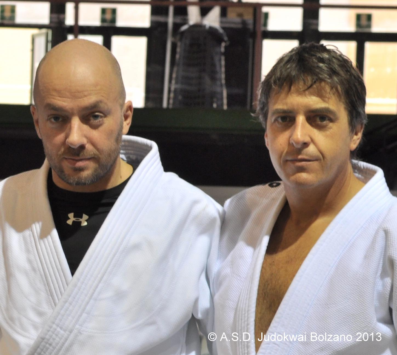 Fabio Dainese e Claudio Amadori 2013