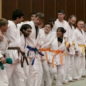 cerimonia di consegna nuove cinture e tradizionale festa (178)