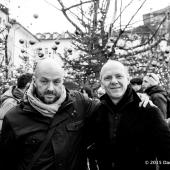 M° Vittorio Sola - Ai Mercatini natalizi di Bolzano - 05.12.2015 - 1