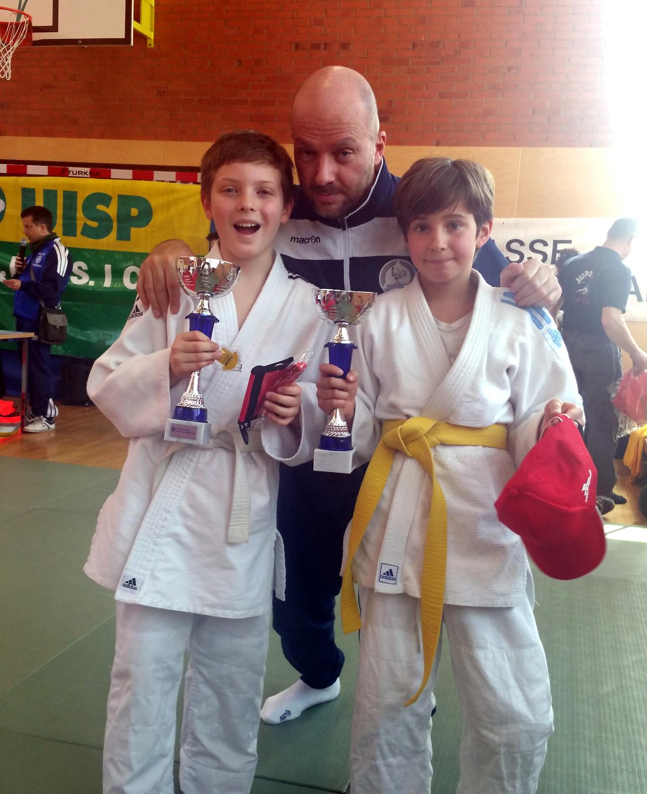 A.S.D. Judokwai Bolzano al 27° Trofeo di Judo ACRAS Don Job