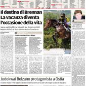 Quotidiano Alto Adige - 26.06.2016 - pag. 38 -