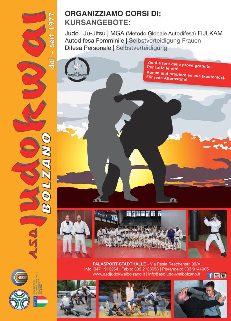 A.S.D. Judokwai Bolzano 2017_ 2018