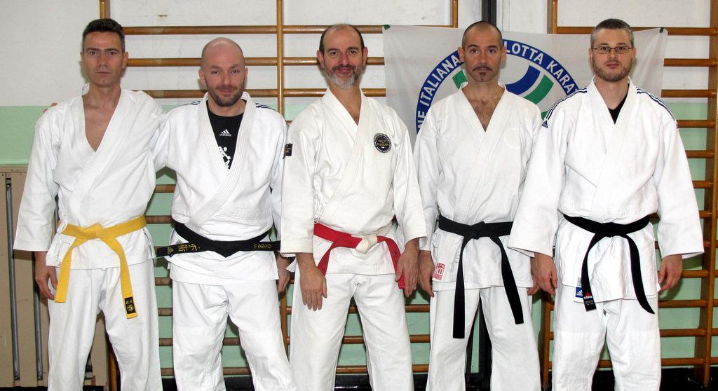 A.S.D. Judokwai Bolzano - Corso Aggiornamento MGA 2011 - Pergine (TN) - 04.12.2011