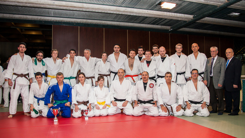 Cerimonia consegna Cinture 2012 2013   A S D  Judokwai Bolzano2