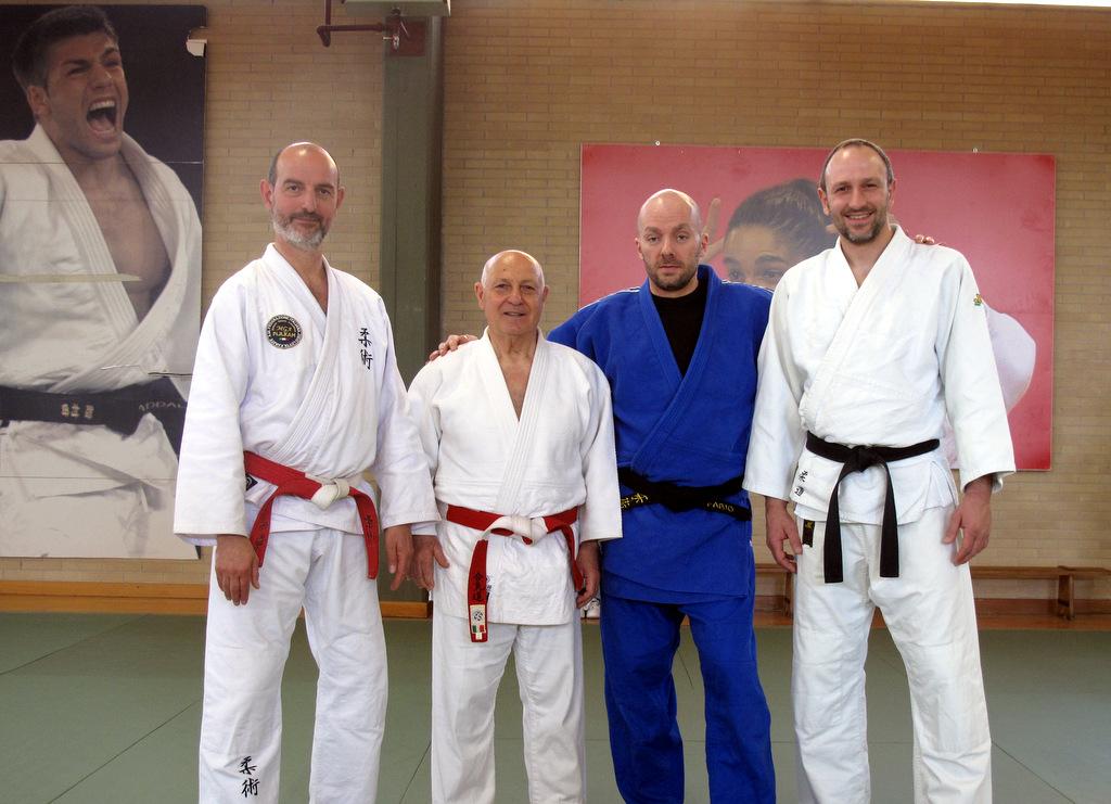 Corso Istruttore Ju Jitsu Fabio Dainese