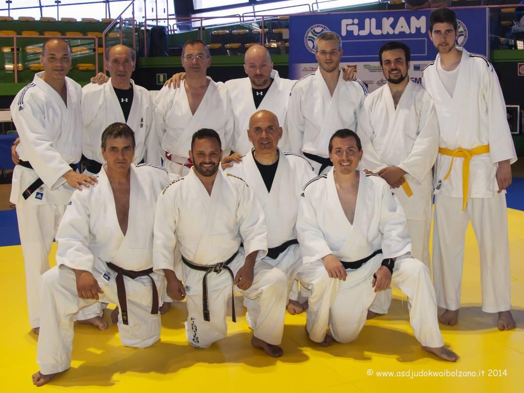 Stage Nazionale Ju-Jitsu FIJLKAM 2014 e Campionato Italiano Ju-Jitsu FIJLKAM 2014   A.S.D. Judokwai Bolzano