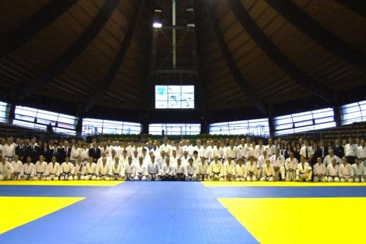 Stage e Campionato italiano Ju Jitsu FIJLKAM 2012