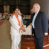 cerimonia di consegna nuove cinture e tradizionale festa (124)