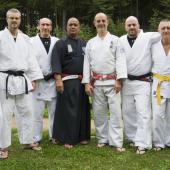 Stage di Hojo-Jutsu e Self Defence con il Maestro Ariel Ramirez Villalba 1