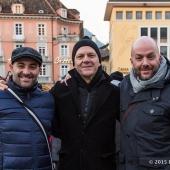 M° Vittorio Sola - Ai Mercatini natalizi di Bolzano - 05.12.2015 - 2