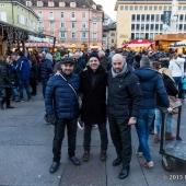 M° Vittorio Sola - Ai Mercatini natalizi di Bolzano - 05.12.2015 - 7