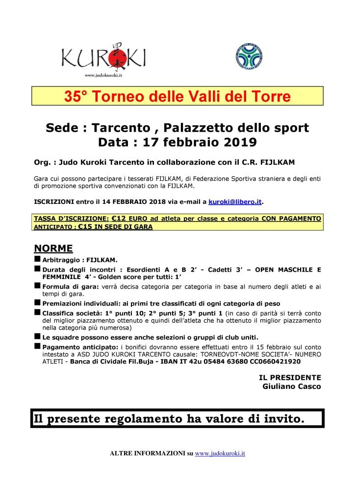 35° Torneo delle Valli del Torre 2019-page-001