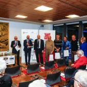 Consegna premi CONI 2018-5