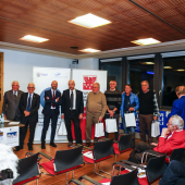 Consegna premi CONI 2018-8