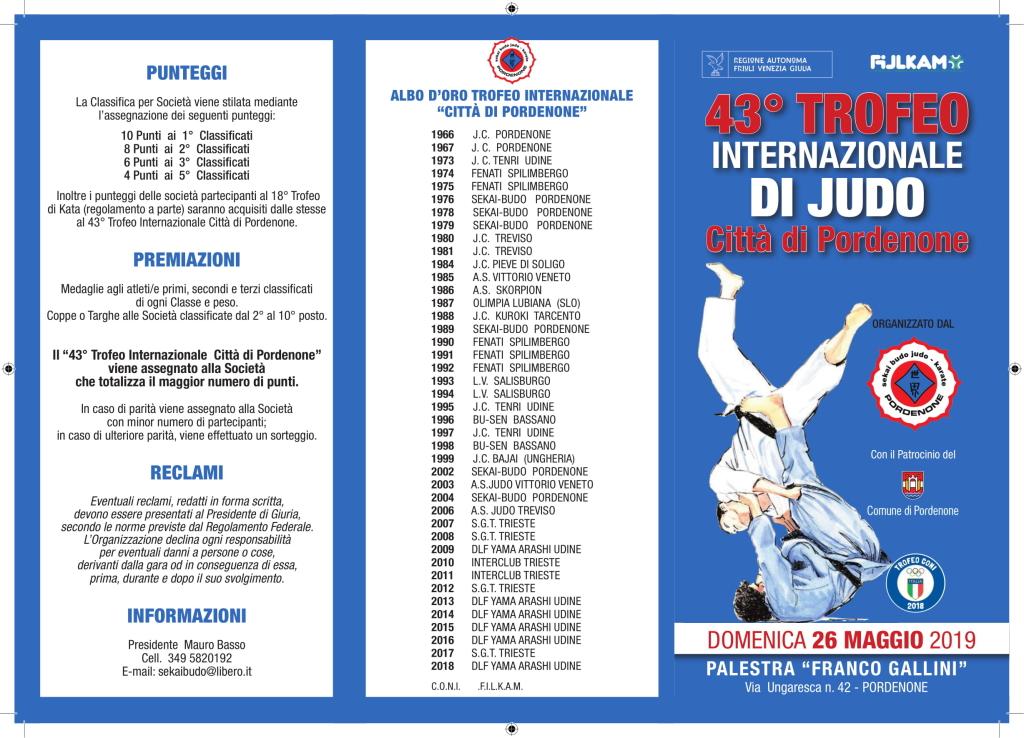43° Trofeo Int Citta' di Pordenone-1