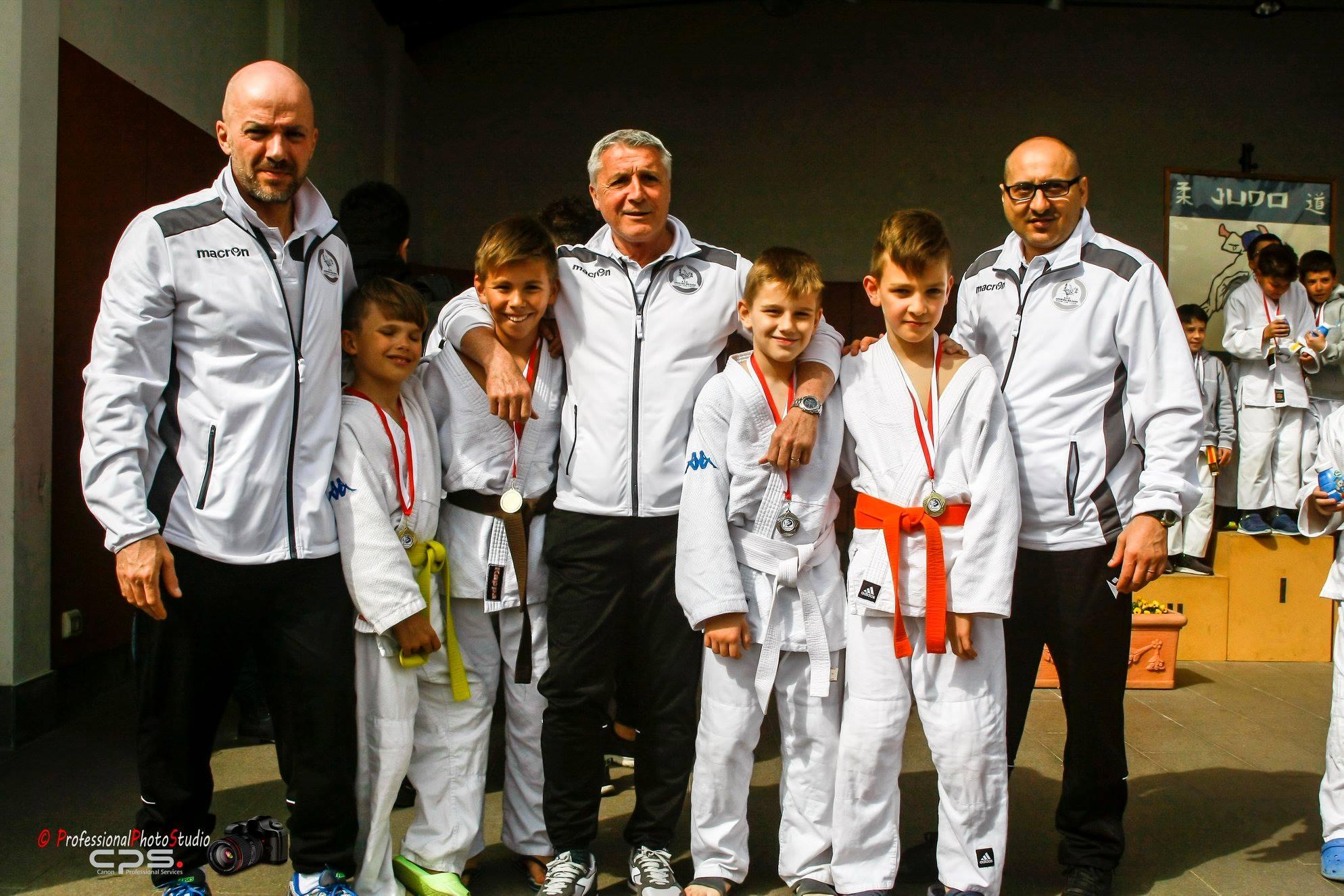 A.S.D. Judokwai Bolzano   2° Trofeo Judo FIJLKAM Libertas   Rodengo 2019