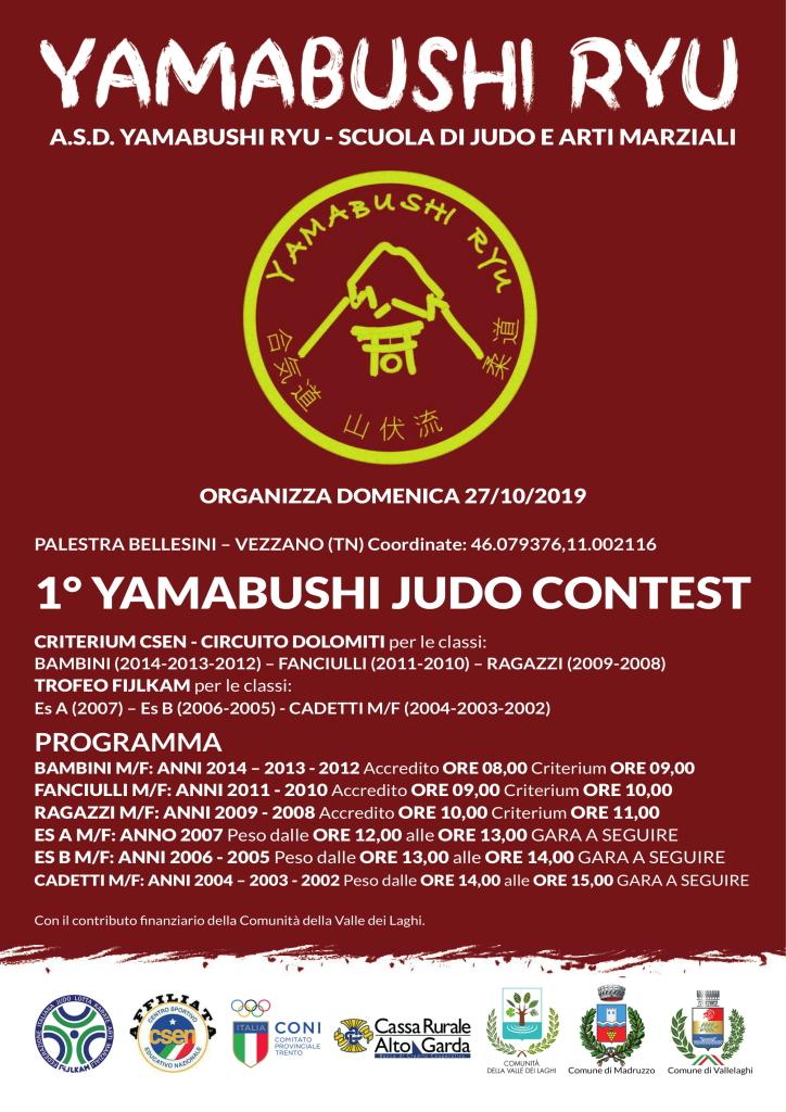 yamabushi manifesto gare 2019