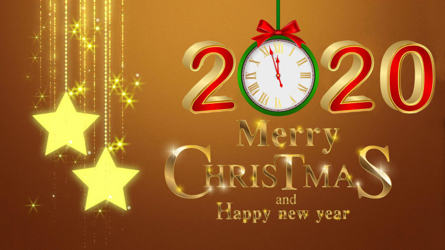 Merry-Christmas-and-Happy-New-Year-2020-Gold-4K-Ultra-HD-Desktop-Wallpapers-for-Computers-Laptop-Tablet-And-Mobile-Phones-3840x2160-915x515