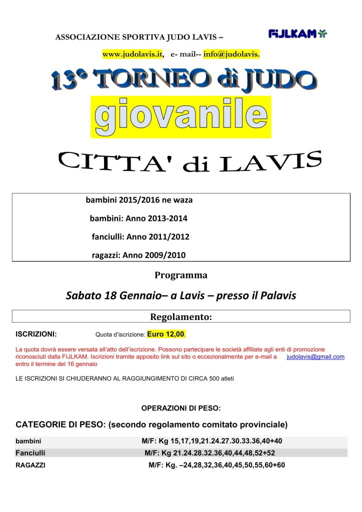 13°_torneo_città_lavis_2019 - PREAGONISTI-1
